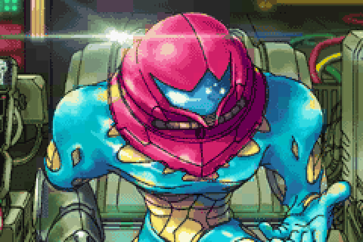 Metroid Fusion - The land of beyond!